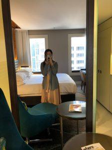 Hilton Sydney - view