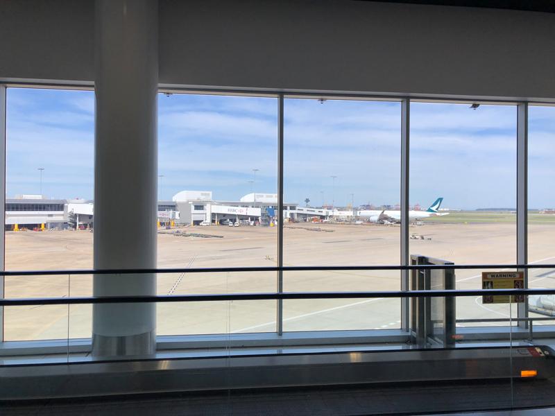 【202002 澳洲樹熊之旅】Day 7.2 – 長征悉尼機場的American Express Lounge