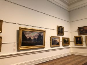Gallery for modern & contemporary art