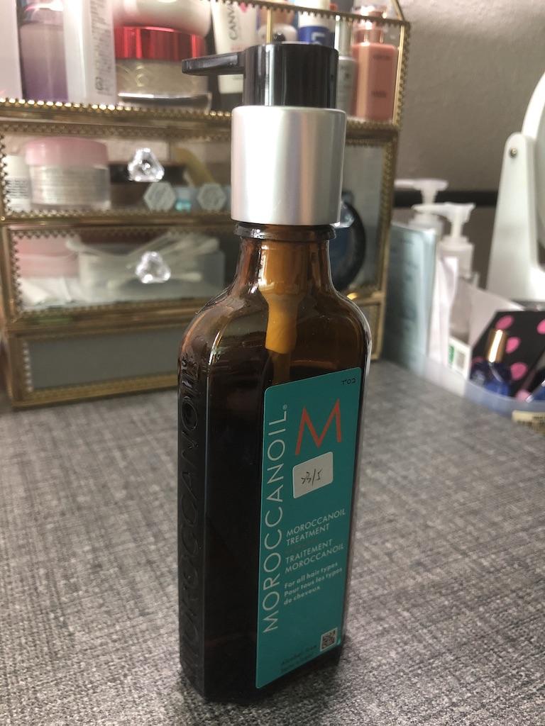 [護膚區] 髮尾油 – Moroccanoil摩洛哥護髮油