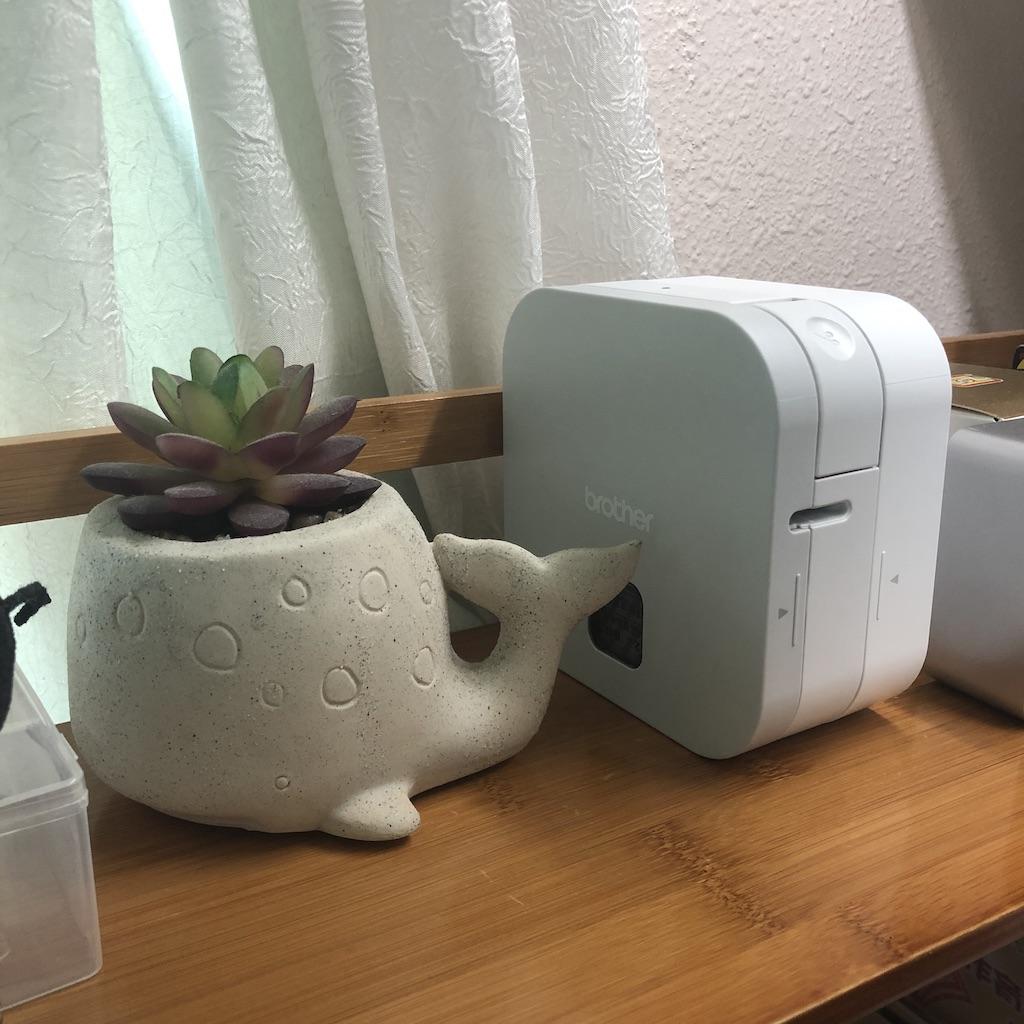 [文青] 生活態度 – 標籤打印機