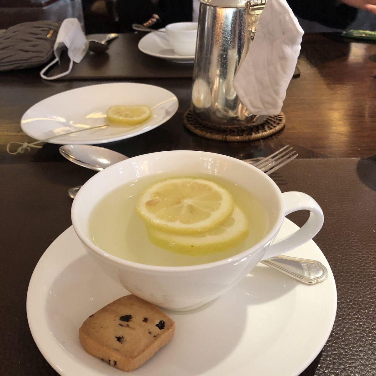 Mandarin Oriental's Clipper Lounge – Lunch buffet