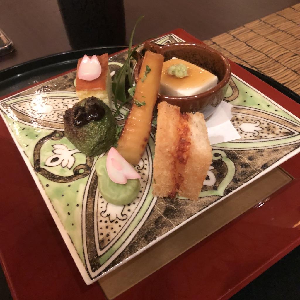 Nadaman 灘萬 (九龍) – 商務午餐 – ミニ(Mini)懷石 (第二彈)